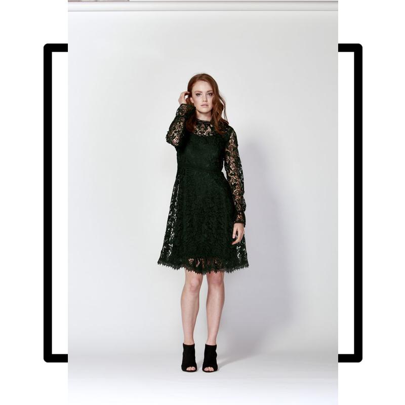 Annetta Dress by FATE