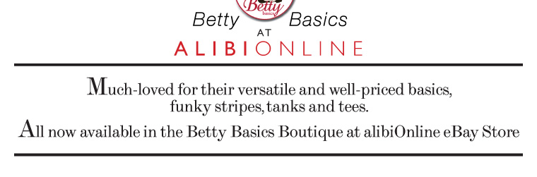Betty Basics at AlibiOnline